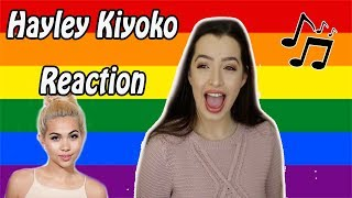 Girls Like Girls, Sleepover, and Curious MV REACTION- Hayley kiyoko