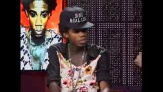Alkaline: Goes To Extreme For Attention, Defends Eyeball Tatoo