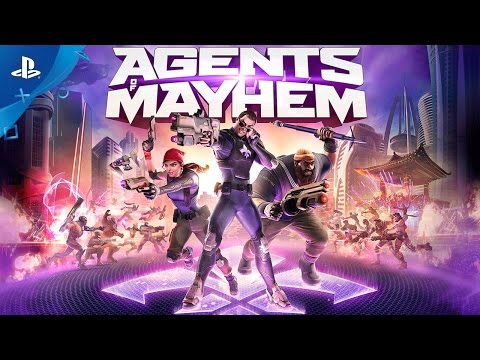 Agents of Mayhem Trailer
