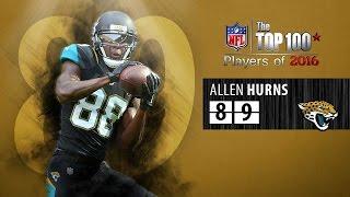 #89: Allen Hurns (WR, Jaguars) | Top 100 NFL Players of 2016