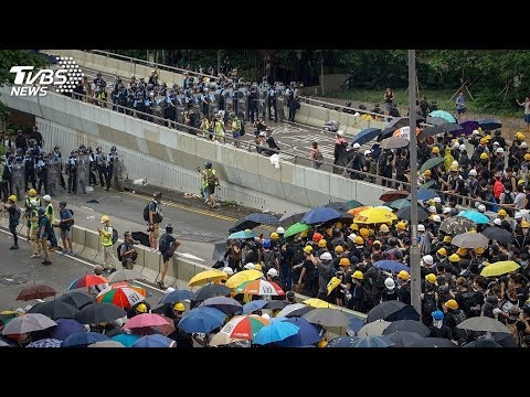 【香港七一「反送中」 主辦估百萬市民遊行 LIVE】