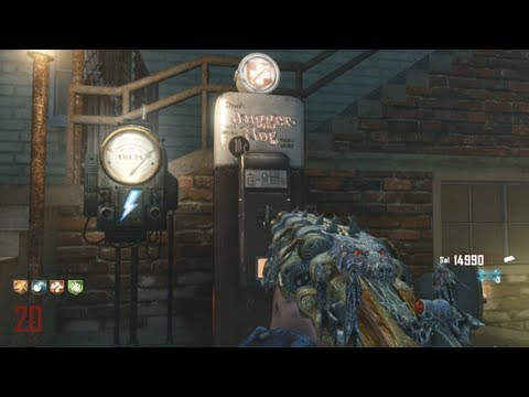 Mob Of The Dead 'Juggernog' Perk Location Tutorial! - Smashpipe Games