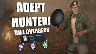 ADEPT BILL! | Dead By Daylight BILL OVERBECK Achievement