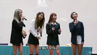 Mamamoo Part Time Comedians