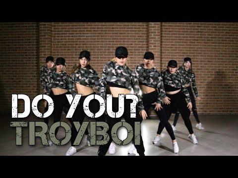 TroyBoi - Do You? | SKY J CHOREOGRAPHY @ IMI DANCE STUDIO