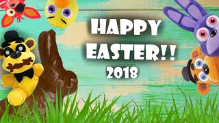 Fnaf Plush - Happy Easter!!! (2018)