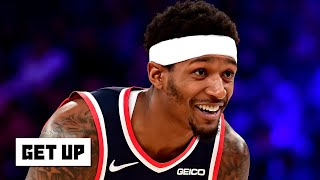Bradley Beal, Wizards agree to 2-year, $72M max extension   Get Up