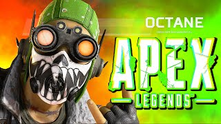 Apex Legends - Octane Gameplay Win (No commentary)