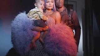 Behind Kylie Jenner's Glittering Met Gala Look