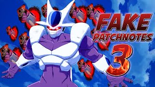 DBFZ: Fake Patch Notes 3