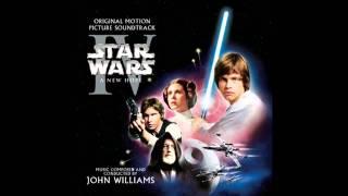 Star Wars Episode IV Soundtrack  The Trash Compactor - HD