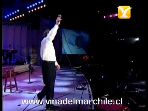 Jose Luis Perales, Me Llamas, Festival de Viña 1997