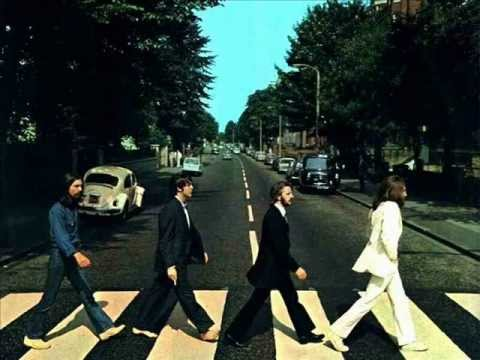 The beatles- Because (Abbey Road) lyrics on description