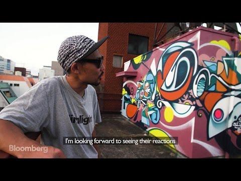 The Evocative Painted Mural Art of SUIKO   Brilliant Ideas Ep. 56