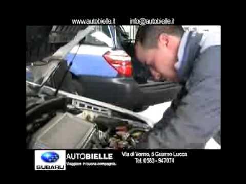 subaru - Concessionaria Autobielle Lucca.mp4