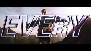 Avengers endgame tv spot 'everything'