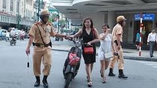 Tin CSGT - CSGT bắt nhầm con gái độc nhất của bộ trưởng