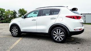 2019 Kia Sportage Complete Walkaround and Review