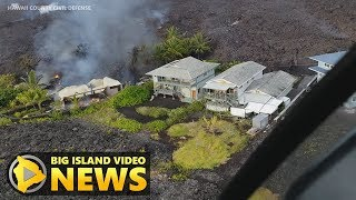 Hawaii Volcano Eruption Update - Thursday Afternoon (June 7, 2018)