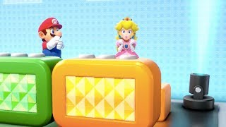 Super Mario Party - Free-for-All Minigames (Daisy Gameplay) | MarioGamers