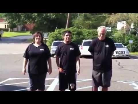 Maxons NJ Office ALS Ice Bucket Challenge