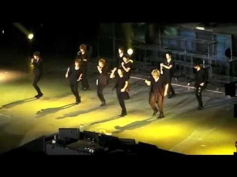 Super Junior - Bonamana [SS3 Malaysia 2011]