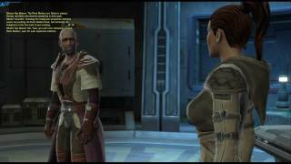 SWTOR Part 2 [Jedi Consular] - Cages and Holocrons