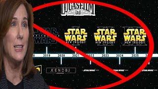 Star Wars Postpones all future Movies!