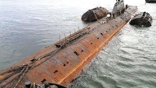 Die 5 Unglaublichsten Verlassenen U-Boote!