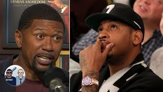 Jalen Rose is rooting for the NBA to 'free Melo' | Jalen & Jacoby