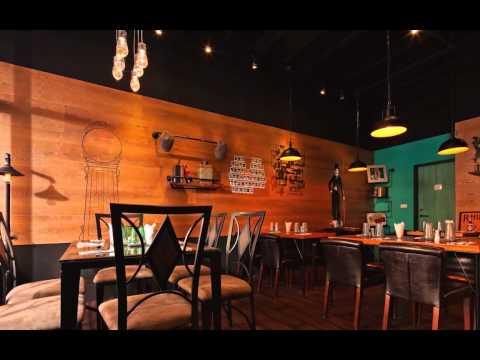 【美家設計】復古創意繽紛餐廳 展演萬種風情
