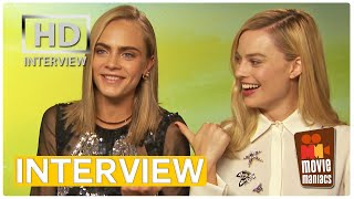 Suicide Squad Stars on their most attractive member (Exclusive interview)