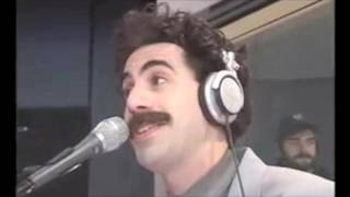 Borat & Patrice O'Neal on O&A (Full Interview w/Video)