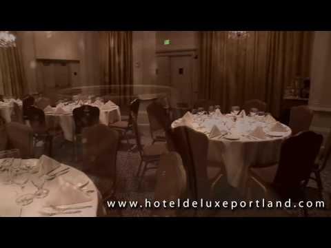 The Screening (Meeting) Room - Hotel deLuxe Portland