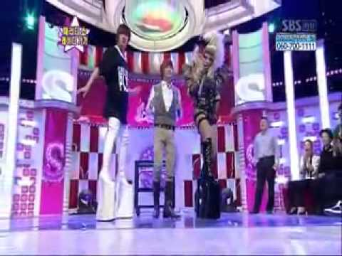 [100123] Super Junior EunHyuk + Leeteuk @ Star King Cut 1 .wmv