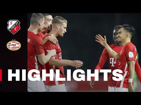 HIGHLIGHTS   Jong FC Utrecht - Jong PSV