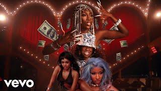 Bree Runway - ATM (feat. Missy Elliott, Nicki Minaj & Azealia Banks) [MASHUP]