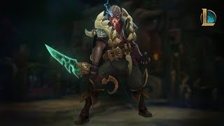 League of Legends - Pyke: A gyilkos bosszúja