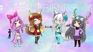 Gacha Studio ~ Real friends ~ GMV