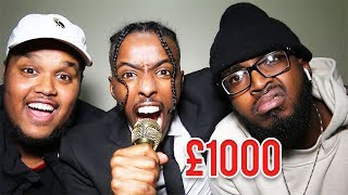 $1000 GENERAL KNOWLEDGE QUIZ FT CHUNKZ DARKEST MAN!  (WITH FORFEITS)