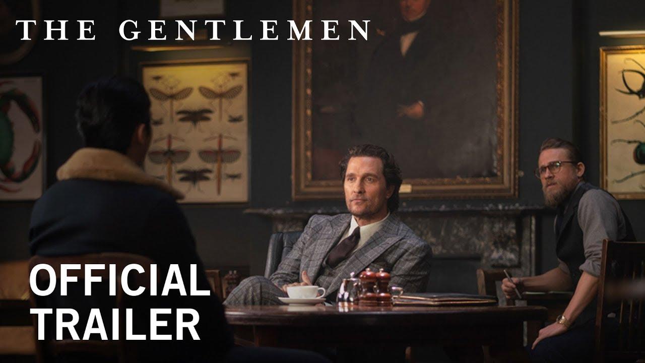 Trailer de The Gentlemen