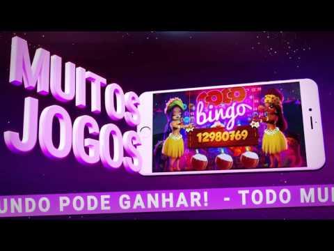 Viva! Bingo&Slots, agora disponível para celular!