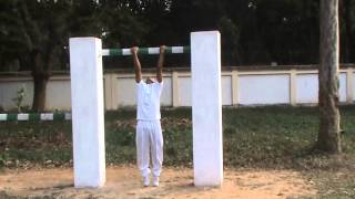 ISSB Demo Physical Ability Test - Male