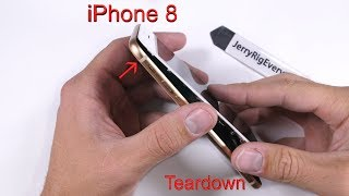 iPhone 8 Teardown! - Screen and Battery Replacement Video