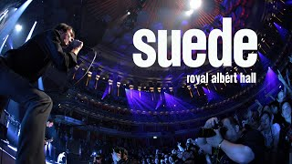 Suede - Live at the Royal Albert Hall (2010)