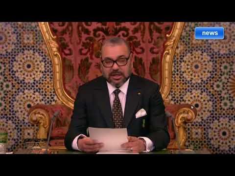 الملك يقلب الطاولة على أعداء المغرب ويكشف هذه الحقيقة التاريخية