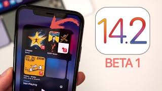 iOS 14.2 Beta 1 Released - What's New?