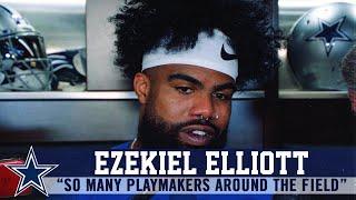 Ezekiel Elliott: Gonna Have To Play Us Different | Dallas Cowboys 2019