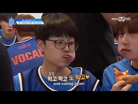 [ENG]PRODUCE 101 SEASON 2 FUNNY MOMENTS