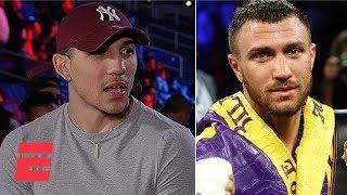 Teofimo Lopez: Everyone wants to see me fight Vasiliy Lomachenko   Top Rank Boxing